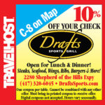 drafts sports grill coupon
