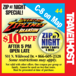 adventure zipline coupon branson