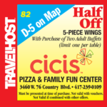 cici's pizza branson coupon