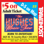 hughes brothers coupon branson