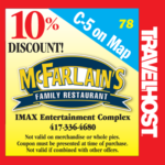 mcfarlains coupon branson