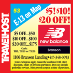 new balance branson coupon