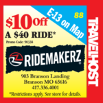 ridemakerz coupon branson