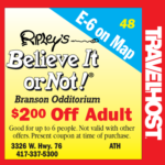 ripleys branson coupon