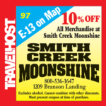 smith creek moonshine branson coupon