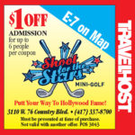 Shoot For Stars Coupon Branson
