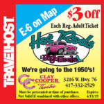 Hot Rods and High Heels coupon Branson